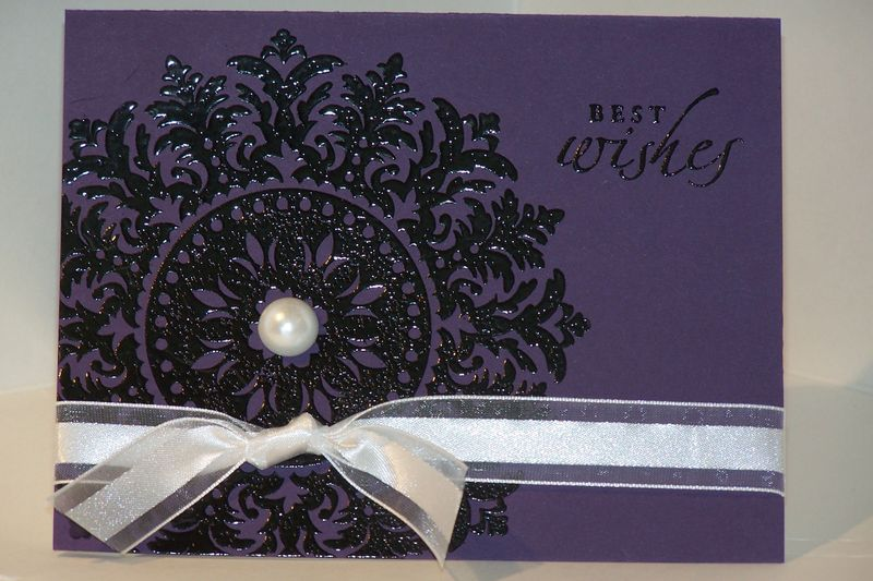 Eggplant_medallion_wedding_card