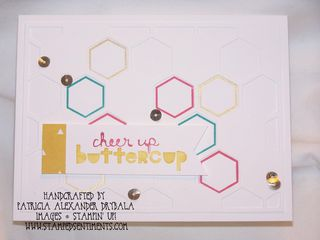 Hexagon_hive_buttercup_pad