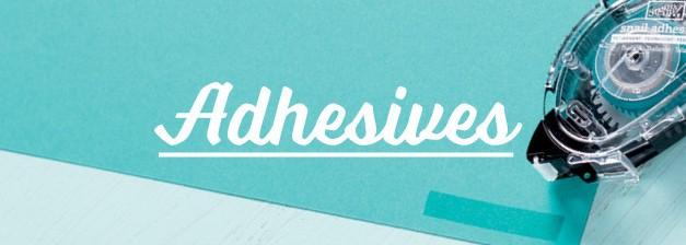 Adhesives_banner