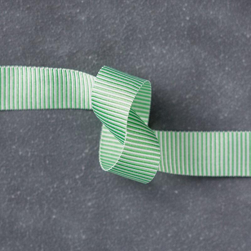 Mini striped ribbon cucumber crush