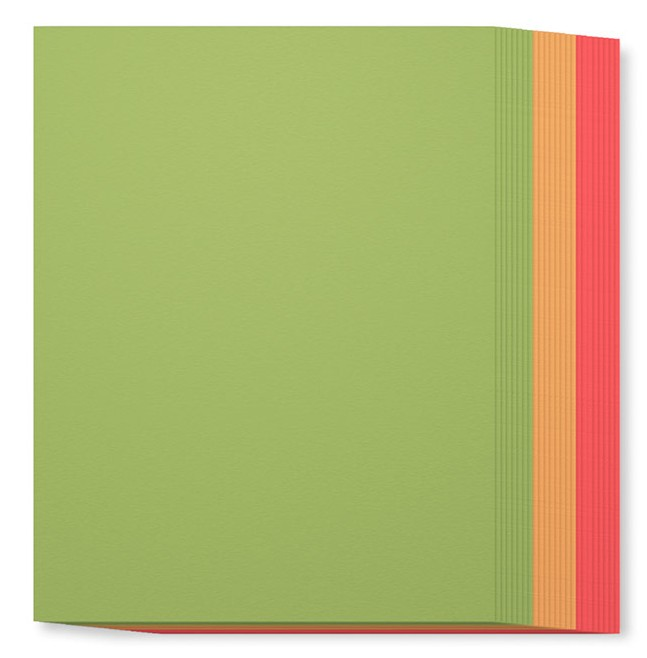 Fruit stand cardstock