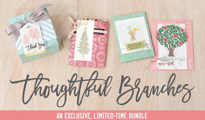 Thoughtful branches bundle banner